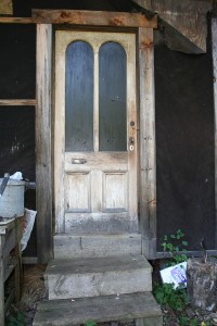 Door to the Drying Shed