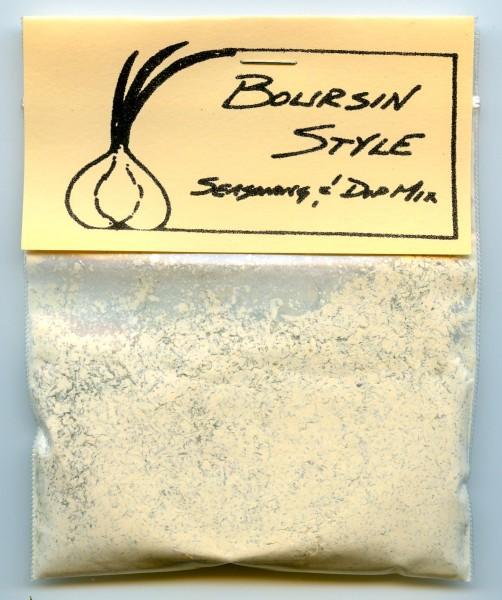 Boursin Style Mix