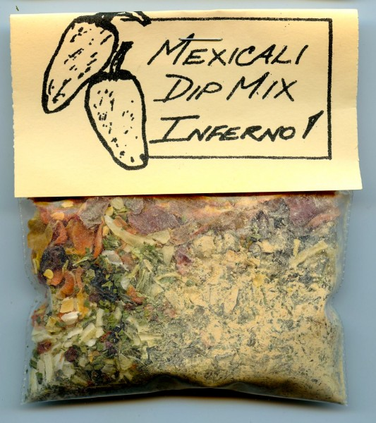 Mexical Inferno Dip Mix
