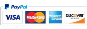 Amex Visa Master Card Discover
