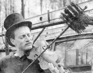 Fiddler On The Roof Chimney Sweep
