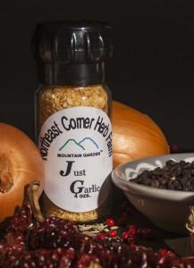Just Garlic Grind Bottle
