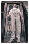 Tall Gothic Farmer