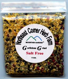Salt Free Garlicious Grind Refill Pack
