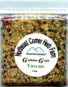 Tuscan Garlicious Grind Refill Pack